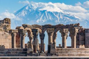 Armenien - uralt und faszinierend