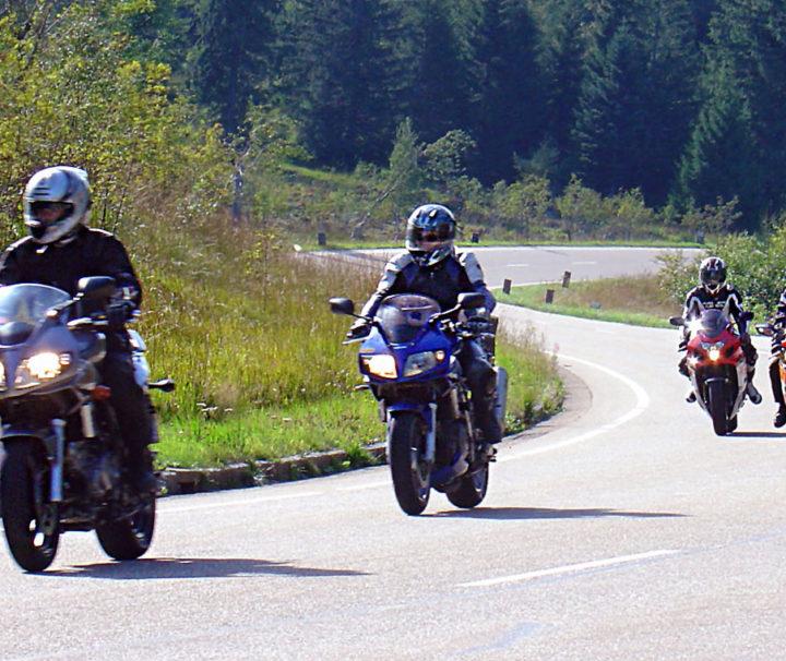 Große Schwarzwald - Vogesen Tour